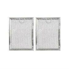 MAYTAG 56001069 53001357 COMPATIBLE GREASE MESH MICROWAVE RANGE FILTER (2 PACK)