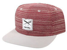 Iriedaily La Banda Snapback burgundy red Cap mens one Size NEW