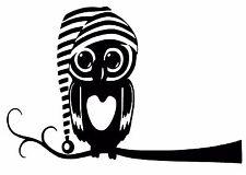 Night Owl vinyl Decal / Sticker