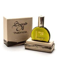 Pheromone Sacred Oil Marilyn Miglin .5OZ Vintage Women's Perfume Original