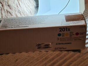 HP 201X (CF402X) Yellow Toner Cartridge
