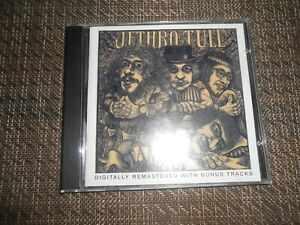 Stand Up { Remaster } by Jethro Tull (CD 2001 Chrysalis EU)