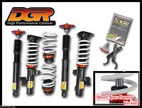 DGR Adjustable coilover suspension damper kit for BMW E38 1994-2001 (BM-36)