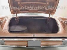 Trunk Carpet & Spare Tire Cover Set for 1957-1959 Imperial