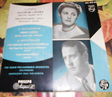 Philips Single Vinyl + Verdi  Offenbach Meyerbeer