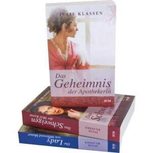 """Paket """"Julie Klassen""""  Siehe Unten!3 Bücher.jetzt  23,80 €  statt 29,85"""