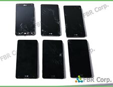 Lot 6 LG LG-LS970 Optimus G Smartphone Android CellPhone Parts Touchscreen Parts