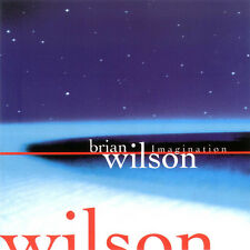 CD album Brian Wilson (Beach Boys) imagination (South American) 90`s Giant