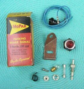 NOS MoPar 1963 - 1966 Chrysler Dodge Plymouth  park break SIGNAL KIT 2291664