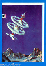 I GRANDI DELLA SCIENZA E DELLA TECNICA Figurina-Sticker n 316 - IL FUTURO -Rec