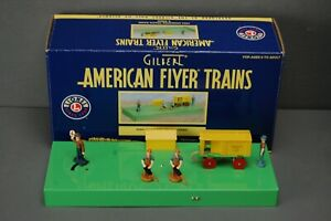 Gilbert American Flyer S Scale #594 Animated Track Gang 6-49808
