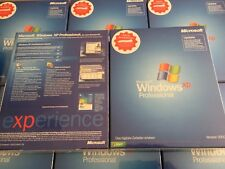 Microsoft Windows XP Professional AE Retail-Update, Deutsch  mit MwSt Rechnung