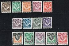 Northern Rhodesia SC# 61-64 VF Mint Never Hinged