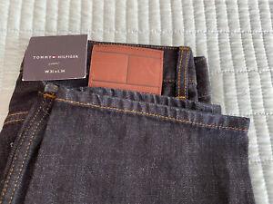 Tommy Hilfiger Mercer W31 L34 Blue Men's Denim Jeans