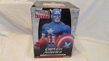 Corgi Marvel Heroes Avengers Captain America Statue 1:12 Scale 0786/2500