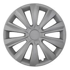 """Ford Radkappen Set 14"""" Zoll 4 Stück Radzierblenden Delta Silber Radblenden"""