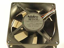 Nidec BETA SL D08A-12PG 22B Server Lüfter 12V DC 0.12A A 80x80x25mm ol0385a