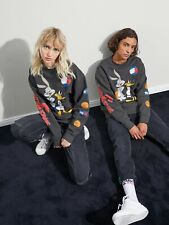 Tommy Jeans x Space Jam Sweatshirt Size Small Brand New with tags - Looney Tunes