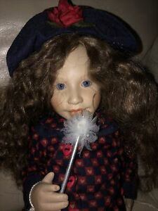 "Ganz, Nicole No Pets, Cottage Collectibles 11""  Doll #2823/3000"
