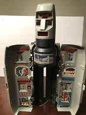 Vintage 1984 Gobots Command Center Rare French Version Tonka R5