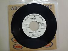 """JOE FRANK & KNIGHTS: Can't Find A Way- Won't You Come On Home-U.S. 7""""1966 ABC DJ"""