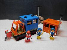 Playmobil ***Rarität*** Mobile Forschungsstation 3460-A/1986 II, ohne OVP!