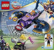 NEW LEGO DC Super Hero Girls Batgirl Batjet Chase 41230 Kryptomite Buggy Bat NIB