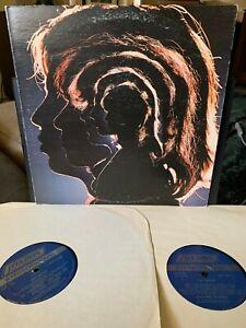 "ROLLING STONES GREATEST HITS ""Hot Rocks"" Double LP Set w/VG++ VINYL"