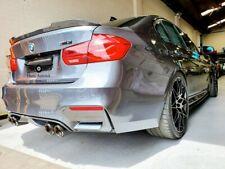 CS Style FULL 100% CARBON Rear Spoiler Boot FOR BMW F80 M3 3Series F30 SEDAN