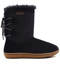 Pendleton Women's Hacienda Slipper Boot Suede Wool Size US10 New