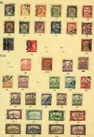 """Hungary 1914/6 range of issues to include war charity overprints & """"kir p Stamps"""