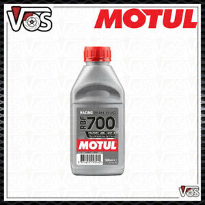 Motul RBF 700 Olio Liquido Freni Racing DOT4 100% Sintetico Brake Fluid