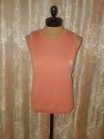 NEW Jeanne Pierre Nectar Sweater Vest Womens Small NWT $44 Closet319