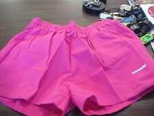 Kawasaki NOS Drawstring Pink Size Small Shorts