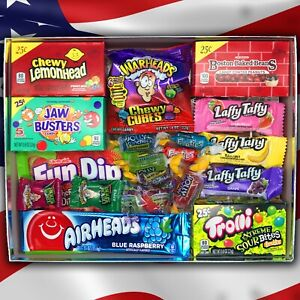 American Candy - USA Sweets - Taster Box - UK Seller