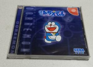 Boku Doraemon Sega Dream Cast DC Used Japan Simuration Game Boxed Tested 2001