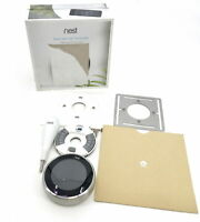 Nest Learning Thermostat Smart Thermostat  Model T3007ES Stainless Steel #PR3877