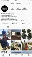 ONLINE CLOTHING BUSINESS / BRAND FOR SALE / WITH STOCK/ GREAT OPPORTUNITY /