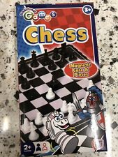Magnetic Folding Chess Board Portable Set High Quality Games Camping Travel