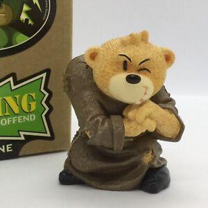 💚 'BAD TASTE BEARS' COLLECTABLE MONSTER BEAR FIGURINE 'IGOR' BOXED!