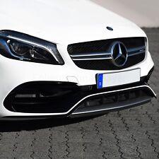 Streifen Stripes f. Frontschürze Mercedes AMG A45 W176 C63 S Design Aufkleber