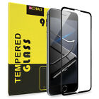 3D Full Coverage Tempered Glass Screen Protector for Apple iPhone 8 7 6s 6 Plus