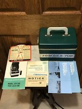 Vintage Lowrance Lfp 300 Lo-K-Tor Fish Finder With Original Box And Manuals