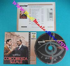 CD ARMANDO TROVAJOLI Concorrenza sleale le musiche 2001 holland(Xi3)no lp mc dvd