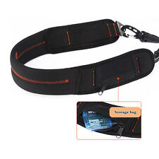 Hot Pro Shoulder Sling Belt Neck Quick Rapid Strap for DSLR Digital SLR Camera