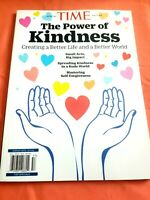 """TIME Magazine """"THE POWER OF KINDNESS"""" ~Better Life ~Impact ~Self-Forgiveness NEW"""