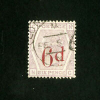 Great Britain Stamps # 95 VF Used Scott Value $150.00