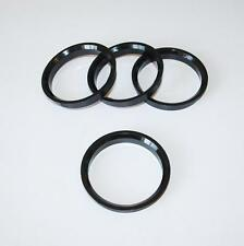 x4 Centre Spigot Rings 64mm Borbet to fit VW Golf MK2
