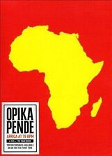 NEW Opika Pende: Africa at 78 Rpm (Audio CD)