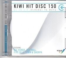 (DH130) Kiwi Hit Disc 150, 28 tracks various artists - 2012 double DJ CD